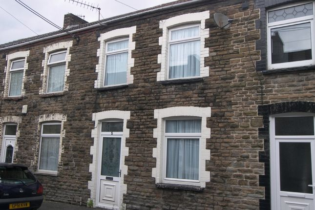 Thumbnail Terraced house to rent in Alice Street, Neath
