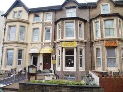 Thumbnail Hotel/guest house for sale in Newholme Guest House, 2 Wilton Parade, Blackpool, Lancashire