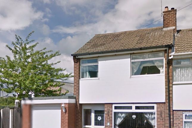 Thumbnail Terraced house to rent in Wilson Grove, Lundwood, Barnsley