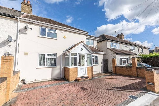 Thumbnail Semi-detached house for sale in St. Martins Road, West Drayton