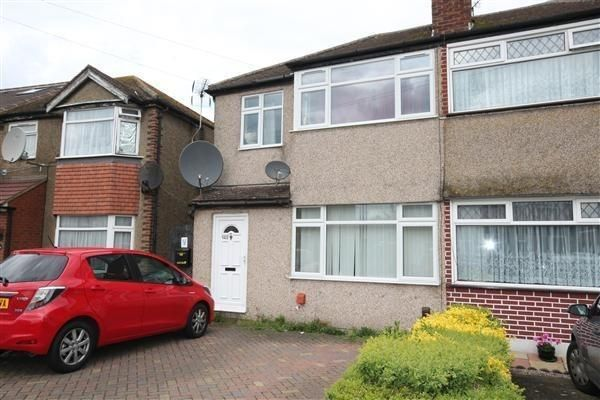 Thumbnail Semi-detached house for sale in Filholm Cresecent, Hayes