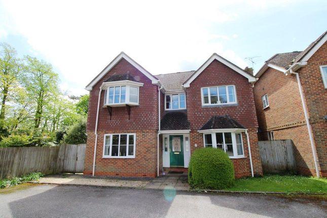 Thumbnail Detached house for sale in Viables Lane, Basingstoke