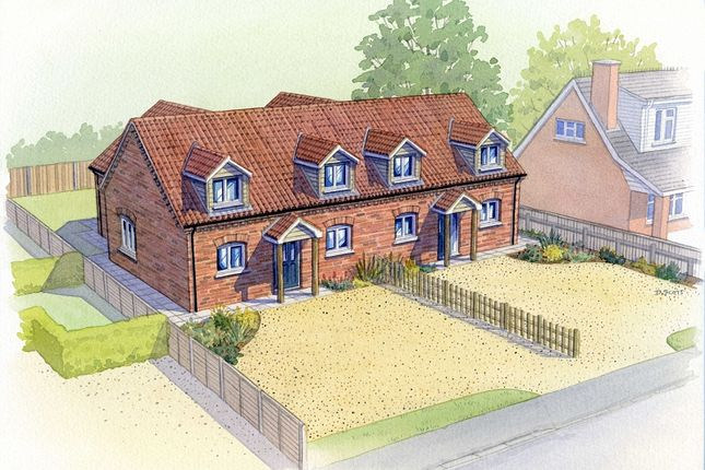 Thumbnail Semi-detached house for sale in Sandy Way, Ingoldisthorpe, Kings Lynn, Norfolk.