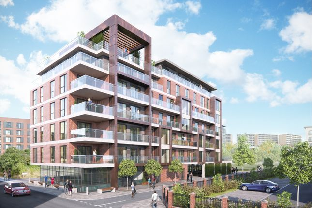 New Build Homes Salford Quays