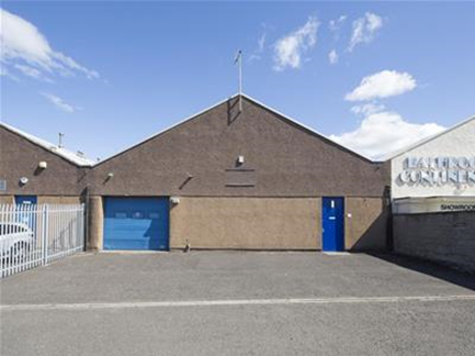 Thumbnail Industrial to let in 111 Barrie Road, Hillington Park, Glasgow
