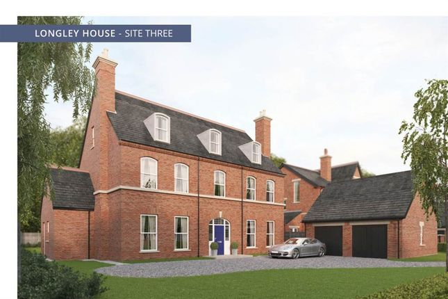 Thumbnail Detached house for sale in 3, Bladon Park, Belfast