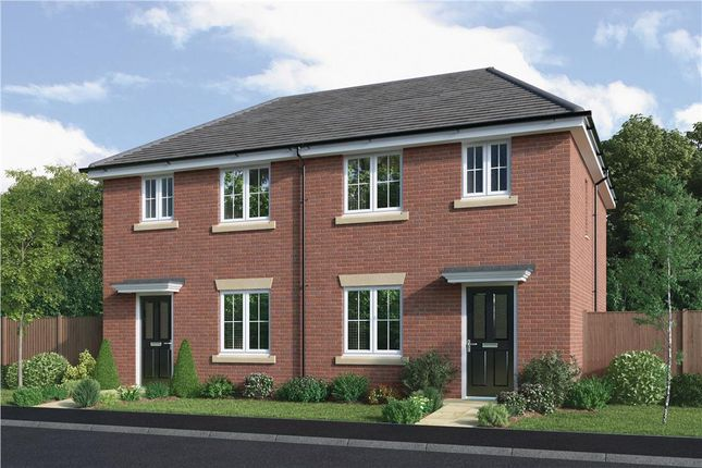"""3 bed semi-detached house for sale in """"The Dayton"""" at Elm Avenue, Pelton, Chester Le Street DH2"""