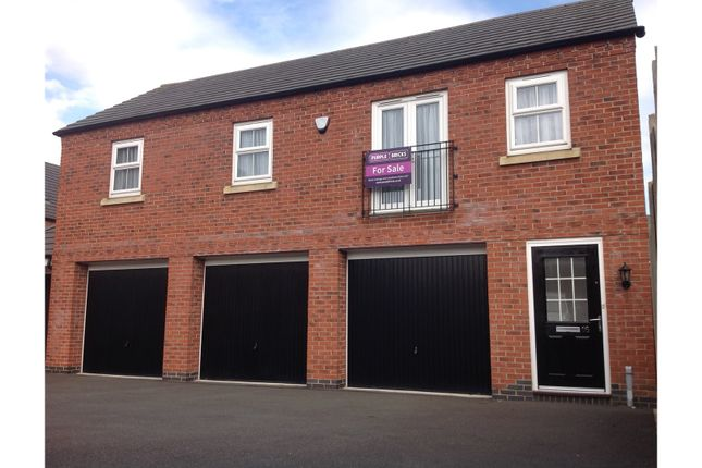 2 bed detached house for sale in Amber Grove, Sutton-In-Ashfield