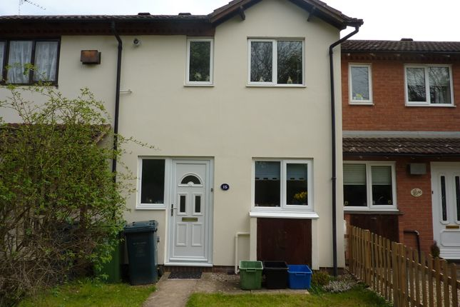 Thumbnail Terraced house to rent in Longacre Mews, Bicton Heath, Shrewsbury