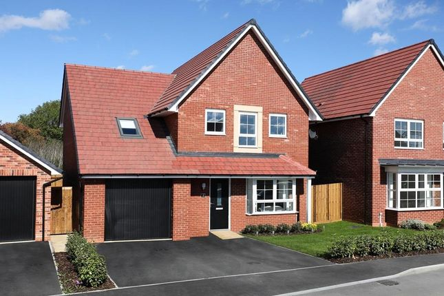 """Thumbnail Detached house for sale in """"Harrogate"""" at Huntingdon Road, Thrapston, Kettering"""