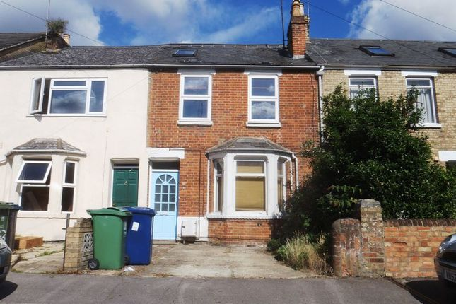 Thumbnail Terraced house to rent in Percy Street, Oxford
