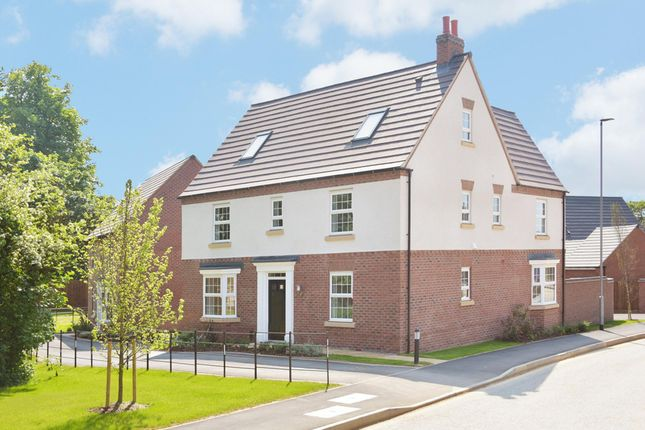 "Thumbnail Detached house for sale in ""Moorecroft"" at Woodcock Square, Mickleover, Derby"