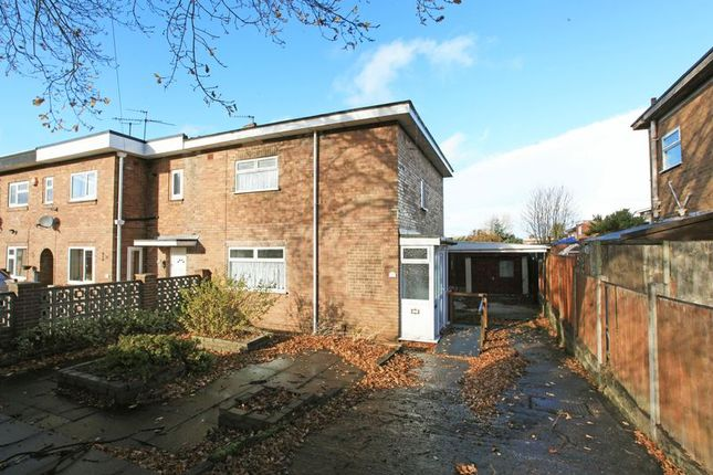 Thumbnail Property for sale in Winifreds Drive, Donnington, Telford