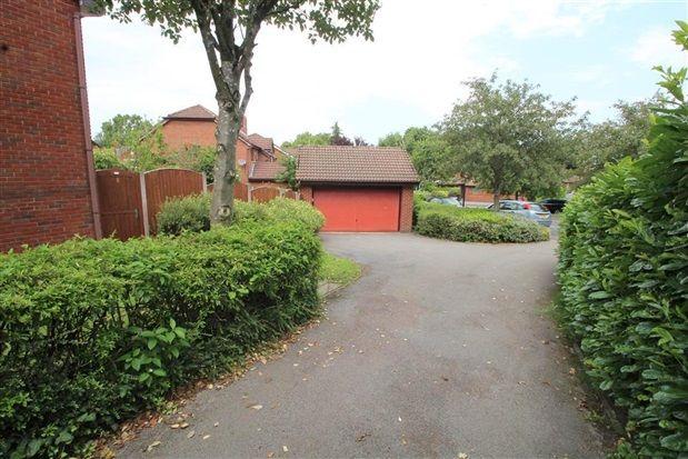 Entrance of Royton Drive, Chorley PR6