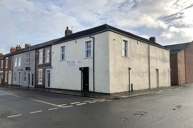 Thumbnail Warehouse for sale in Bowes Street, Blyth