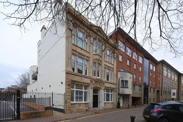 Thumbnail Flat to rent in The Exchange, Mount Stuart Square, Cardiff