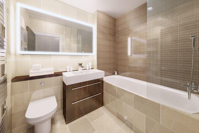Bathroom of Bevington Bush, Tannery L3