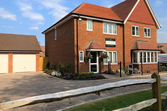 Thumbnail Semi-detached house for sale in Foreman Road, Ash