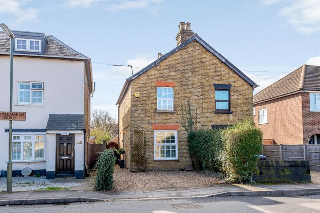 Thumbnail Semi-detached house for sale in Simplemarsh Road, Addlestone