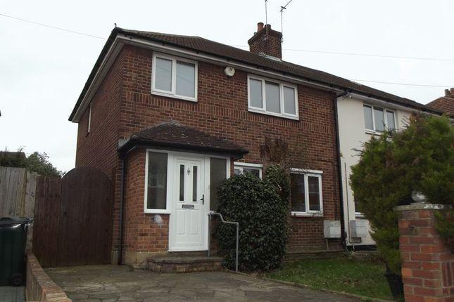 Thumbnail Semi-detached house for sale in Albert Road, Dartford