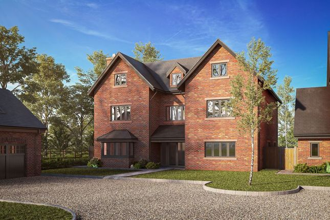 5 bed detached house for sale in Horton, Telford TF6