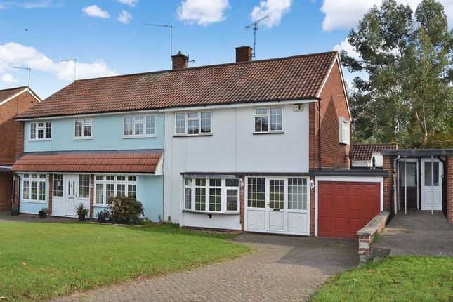 3 bed semi-detached house for sale in Watlington Road, Harlow