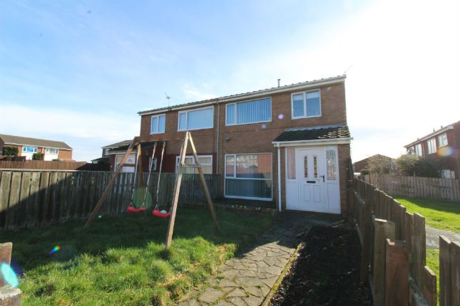 Thumbnail Semi-detached house for sale in Pankhurst Place, Stanley