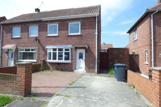 Thumbnail Semi-detached house to rent in Inverness Road, Jarrow