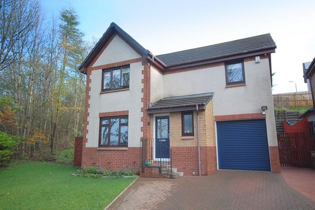 Thumbnail Detached house for sale in Steading Drive, Alexandria, West Dunbartonshire