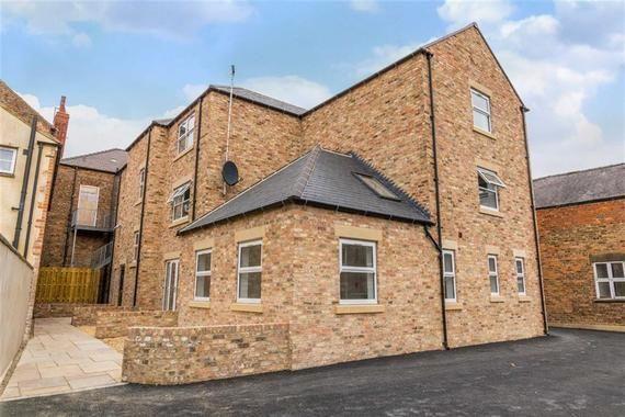 Thumbnail Flat to rent in Calvert Court, Water Skellgate, Ripon