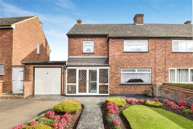 3 bed semi-detached house for sale in Whitfield Way, Mill End, Rickmansworth, Hertfordshire