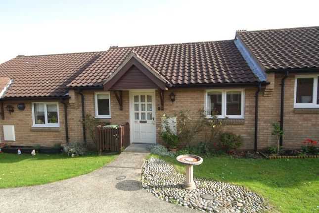 Thumbnail Bungalow for sale in Churchfield Green, St. Williams Way, Thorpe St. Andrew, Norwich