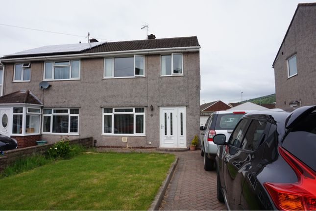 Thumbnail Semi-detached house to rent in Brookway Close, Port Talbot