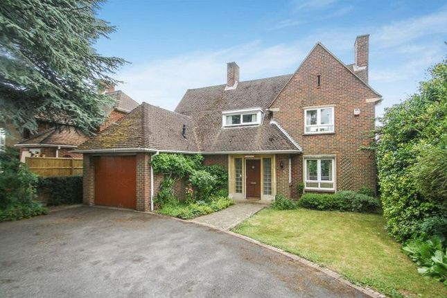 Thumbnail Detached house for sale in Marlow Road, High Wycombe