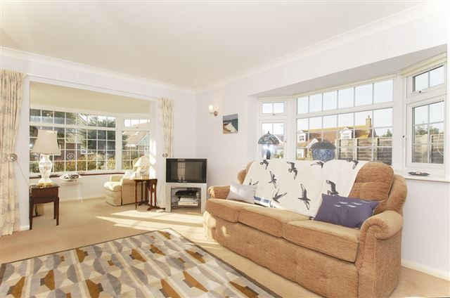 Thumbnail Bungalow for sale in Culimore Close, West Wittering, Chichester