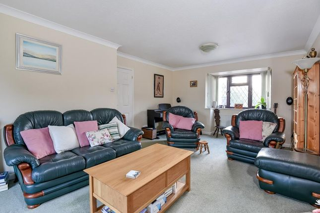 Living Room of Tamar Crescent, Greenwood Homes OX26