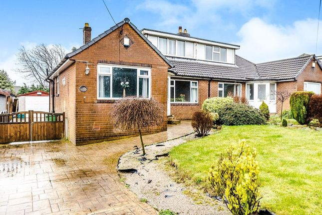 Thumbnail Bungalow for sale in Lindley Moor Road, Mount, Huddersfield