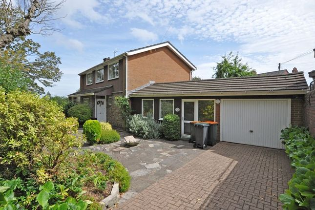 Thumbnail Detached house for sale in Detached Family House, Stow Park Circle, Newport