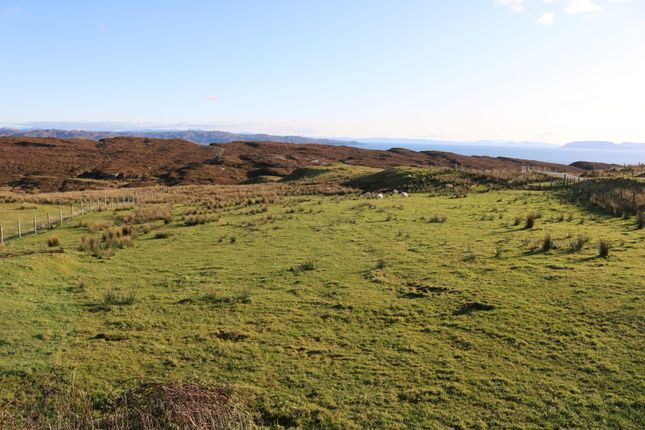 Thumbnail Land for sale in Elgol, Isle Of Skye