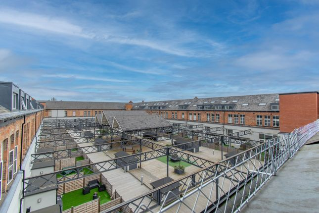 1 bed flat for sale in Cowper Street, Leicester LE2