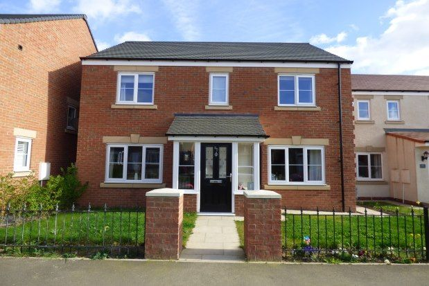 Thumbnail Detached house to rent in Newfield, Chester Le Street