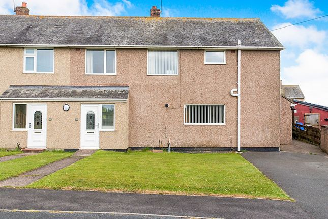 Thumbnail Semi-detached house for sale in Gosforth Road, Seascale