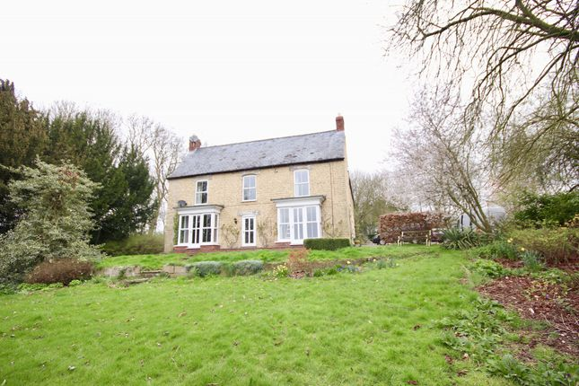Thumbnail Detached house to rent in Ram Farm House Bloxholm Lane, Lincoln