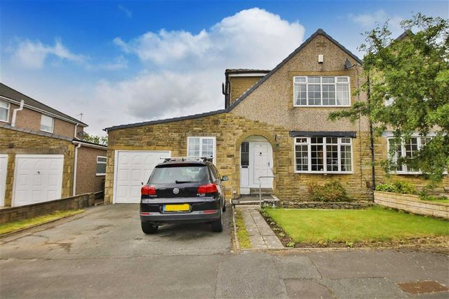Thumbnail Semi-detached house for sale in Riddings Avenue, Burnley
