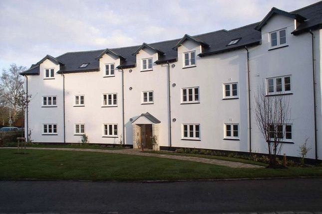 Thumbnail Flat for sale in Plot 4, Stannary Gardens, Chagford