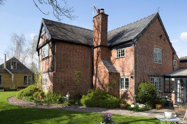 Thumbnail Detached house for sale in Breaden Heath, Whitchurch