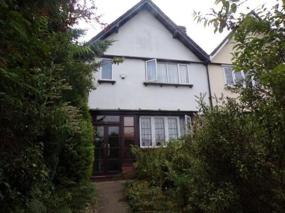 Front of Bournbrook Road, Birmingham, West Midlands B29