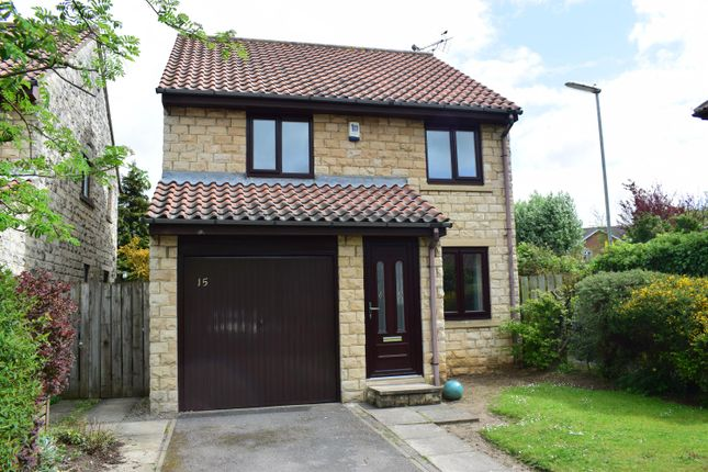 Thumbnail Detached house to rent in North Grove Way, Wetherby