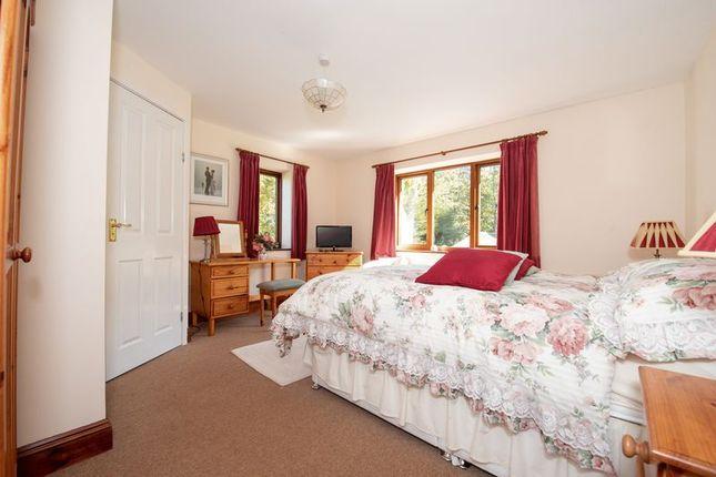 Bedroom Two of Monksilver, Taunton TA4