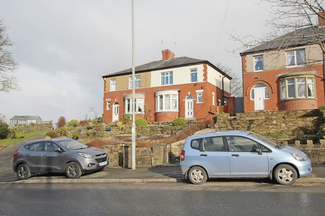 Thumbnail Semi-detached house for sale in Whalley Road, Clayton Le Moors, Accrington